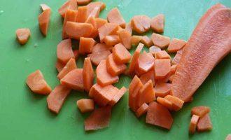 морковь шинкуем