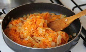 овощи припустить на сковороде