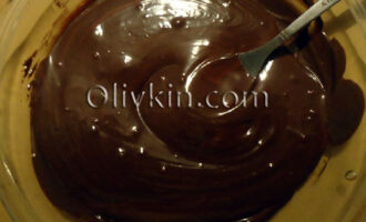 топим шоколад